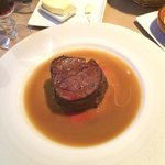 Most delicious filet...came with the BEST mashed potatoes