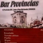 Photo de Bar Provincias