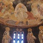 Ceiling the Chora Church