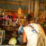 Petit commerce du village