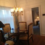 Dining room corner sute