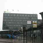 Hotel from Finnair Bus Stop