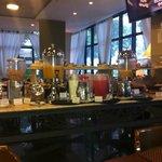 Restaurante (café da manhã)