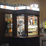 donut Shop in Central Station