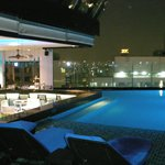 35th floor pool area