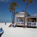 Best Beach Bar on Clearwater Beach