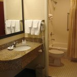 SpringHill Suites O'Hare 817 Vanity