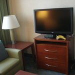 SpringHill Suites O'Hare 817 Entertainment Center