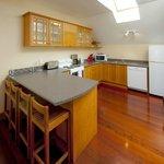 Luxury Apartment - Seaport Village Kitchen
