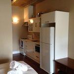 Deluxe Studio Suite kitchen - Seaport Village