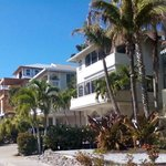 Siesta Key's Beach Rd is dotted with abodes from different eras but many still stand timeless an