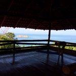 Yoga studio at Costa Verde