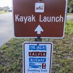 It's part of the Calusa Blueway