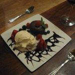 The Chocolate Lava Cake