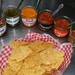 The best salsas