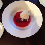 Pear Wine Dessert