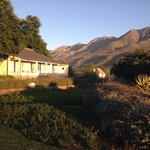 Swartberg sunrise