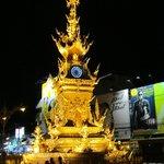 The Golden Clock Tower