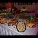 Buffet de fête