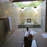 our gorgeous bathroom, Garden Room