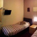 room 3 1st floor twin beds