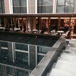 pool - restaurant