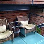Doris Room's balcony
