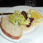 Dorset crab mayonnaise, toasted sourdough