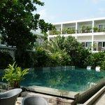 La fantastique piscine
