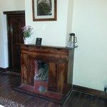 Room - fireplace