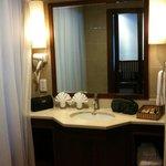 Salle de bains deluxe