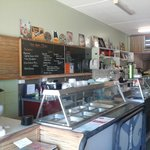The Crunchy Nut Cafe