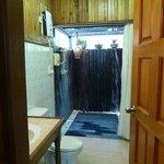 Beach Bungalow Bathroom