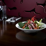 Thai Spicy Beef Salad
