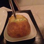 Patate au four, delicious !