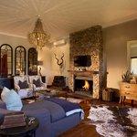 Kwandwe Melton Manor reading room