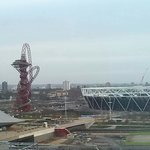 Olympic park by day