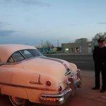 Old Pontiac--still runs!