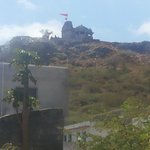Temple atop the hill