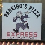 Padrino's, good food, quick friendly service.