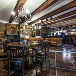 New restaurant - Tores Bravoras ( the main hall)