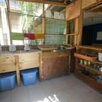 Kitchen is free to use for self-catering guests