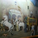 Mural de Cantinflas y sus amigos