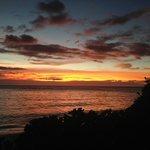 Chiringuito at Sunset Beach