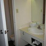 Salle de bain : Coin évier