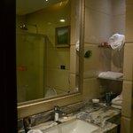 Excellent bathroom facilities