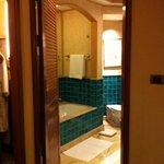 bathroom on 26 F room