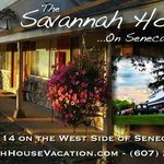 Savannah House Inn & Cottages on Seneca Lake