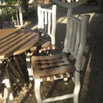 Chairs, Palapa Suite