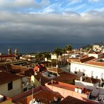 View from roof terrace, La Orotava